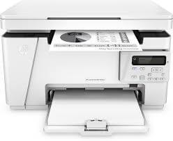 HP LaserJet Pro MFP M26nw - hp mfp