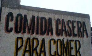 CARTELES GRACIOSOS - COMIDA PARA COMER