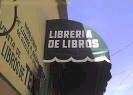 CARTELES GRACIOSOS - LIBRERIA DE LIBROS