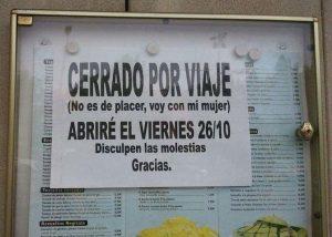 CARTELES DIVERTIDOS - VIAJE DE PLACER