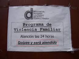 CARTELES DIVERTIDOS - VIOLENCIA GENERO