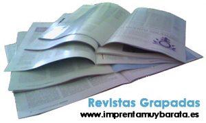 Revistas Grapadas