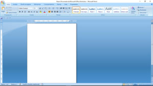 como hacer un triptico en word