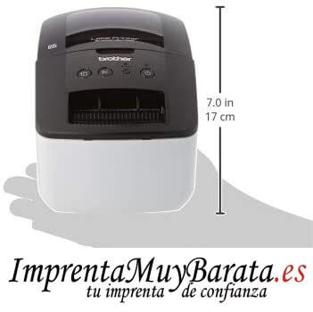 impresora de etiquetas brther ql700